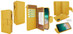 Piel Frama 793 Yellow WalletMagnum Leather Case for Apple iPhone X / Xs