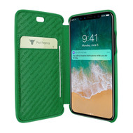 Piel Frama 794 Green Emporium Leather Case for Apple iPhone X / Xs