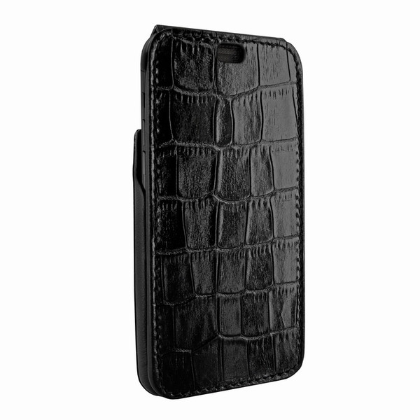 Piel Frama 792 Black Crocodile iMagnum Leather Case for Apple iPhone X / Xs
