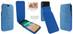 Piel Frama 792 Blue Crocodile iMagnum Leather Case for Apple iPhone X / Xs