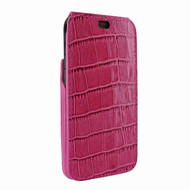Piel Frama 792 Pink Crocodile iMagnum Leather Case for Apple iPhone X / Xs
