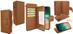 Piel Frama 793 Tan Karabu WalletMagnum Leather Case for Apple iPhone X / Xs