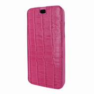 Piel Frama 794 Pink Crocodile Emporium Leather Case for Apple iPhone X / Xs