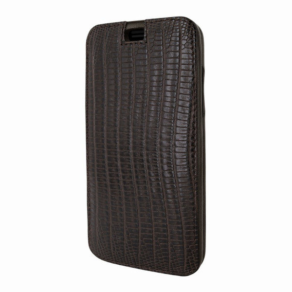 Piel Frama 794 Brown Lizard Emporium Leather Case for Apple iPhone X / Xs