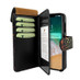 Piel Frama 793 Black Nspire WalletMagnum Leather Case for Apple iPhone X / Xs