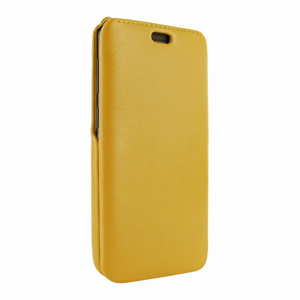 Piel Frama 803 Yellow iMagnum Leather Case for Samsung Galaxy S9 Plus