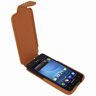 Piel Frama 544 iMagnum Tan Leather Case for Samsung Galaxy S II (AT&T)