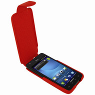 Piel Frama 544 iMagnum Red Leather Case for Samsung Galaxy S II (AT&T)