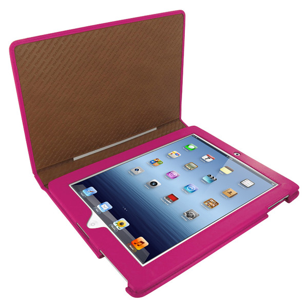 Piel Frama 531 Pink Magnetic Leather Case for Apple iPad 2 / 3 / 4