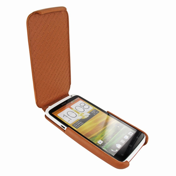 Piel Frama 580 iMagnum Tan Leather Case for HTC One X