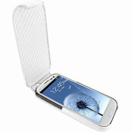 Piel Frama 585 iMagnum White Leather Case for Samsung Galaxy S III