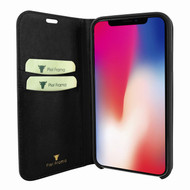 Piel Frama 808 Black FramaSlimCards Leather Case for Apple iPhone Xs Max