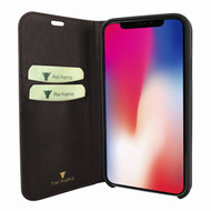 Piel Frama 808 Brown FramaSlimCards Leather Case for Apple iPhone Xs Max