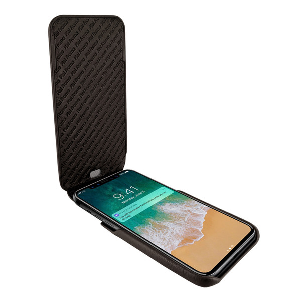Piel Frama 809 Brown iMagnum Leather Case for Apple iPhone Xs Max