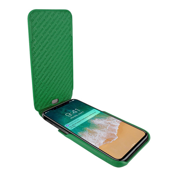 Piel Frama 809 Green iMagnum Leather Case for Apple iPhone Xs Max