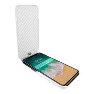 Piel Frama 809 White iMagnum Leather Case for Apple iPhone Xs Max