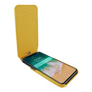 Piel Frama 809 Yellow iMagnum Leather Case for Apple iPhone Xs Max