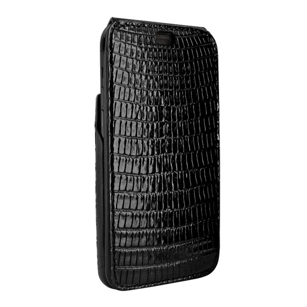 Piel Frama 809 Black Lizard iMagnum Leather Case for Apple iPhone Xs Max