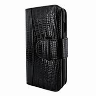 Piel Frama 810 Black Lizard WalletMagnum Leather Case for Apple iPhone Xs Max