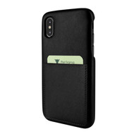 Piel Frama 812 Black FramaSlimGrip Leather Case for Apple iPhone Xs Max