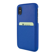 Piel Frama 812 Blue FramaSlimGrip Leather Case for Apple iPhone Xs Max