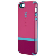 Speck Raspberry / Dark Raspberry / Peacock CandyShell FLIP for Apple iPhone 5