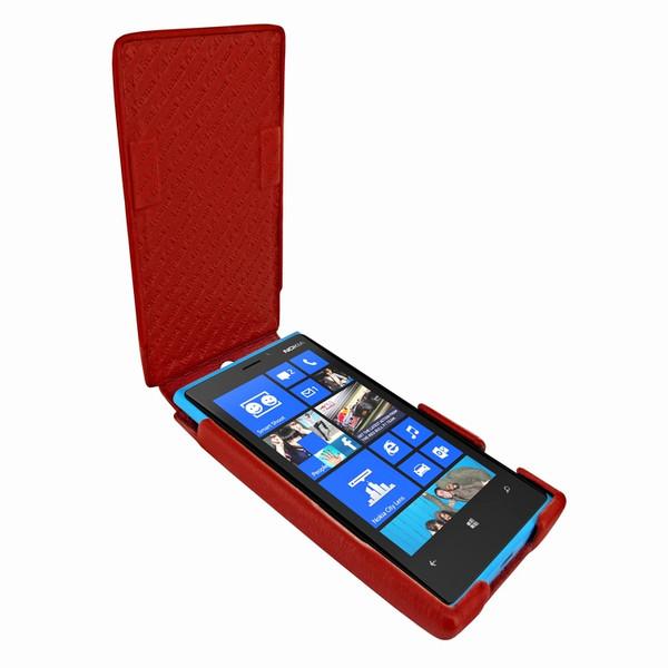 Piel Frama 612 iMagnum Red Leather Case for Nokia Lumia 920