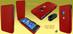 Piel Frama iMagnum Red Leather Case for Nokia Lumia 920