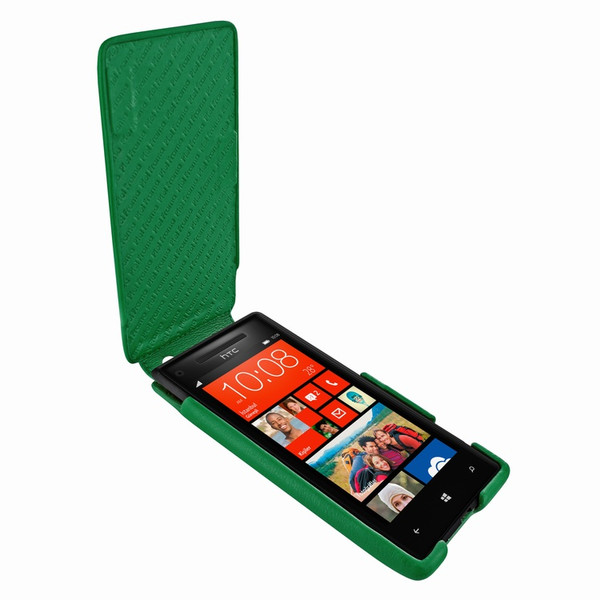 Piel Frama 614 iMagnum Green Leather Case for HTC 8X