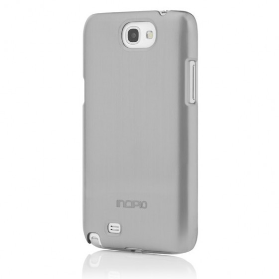 Incipio Silver Feather SHINE Ultra Thin Shell with Aluminum Finish for Samsung Galaxy Note 2