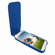 Piel Frama 618 iMagnum Blue Leather Case for Samsung Galaxy S4