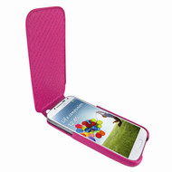 Piel Frama 618 iMagnum Pink Leather Case for Samsung Galaxy S4