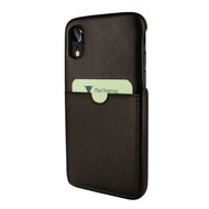 Piel Frama 814 Brown FramaSlimGrip Leather Case for Apple iPhone Xr