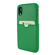 Piel Frama 814 Green FramaSlimGrip Leather Case for Apple iPhone Xr