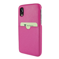 Piel Frama 814 Pink FramaSlimGrip Leather Case for Apple iPhone Xr