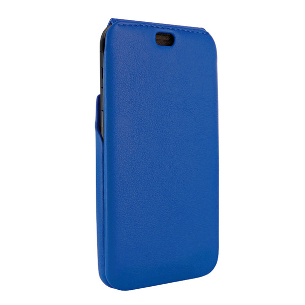 Piel Frama 815 Blue iMagnum Leather Case for Apple iPhone Xr