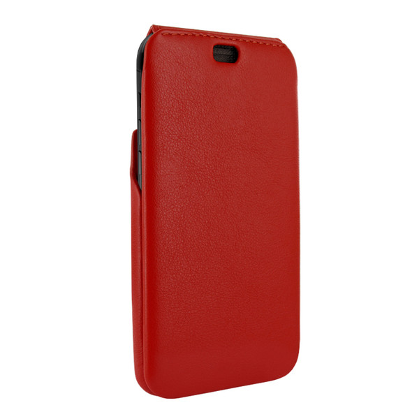 Piel Frama 815 Red iMagnum Leather Case for Apple iPhone