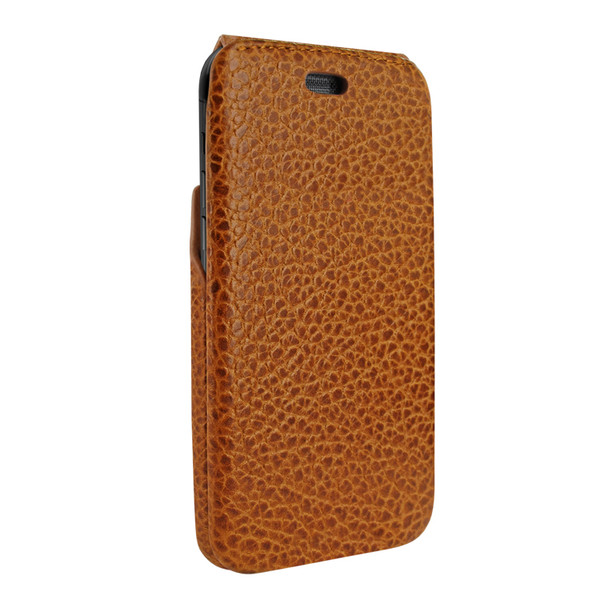 Piel Frama 815 Tan Karabu iMagnum Leather Case for Apple iPhone Xr