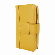 Piel Frama 817 Yellow WalletMagnum Leather Case for Apple iPhone Xr