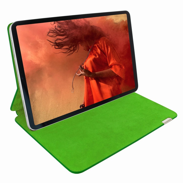 "Piel Frama 818 Green FramaSlim Leather Case for Apple iPad Pro 11"" (2018)"
