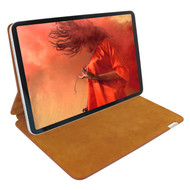 "Piel Frama 818 Tan Ostrich FramaSlim Leather Case for Apple iPad Pro 11"" (2018)"