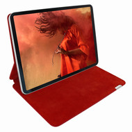 "Piel Frama 819 Red FramaSlim Leather Case for Apple iPad Pro 12.9"" (2018)"