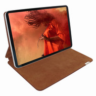 "Piel Frama 819 Brown Crocodile FramaSlim Leather Case for Apple iPad Pro 12.9"" (2018)"