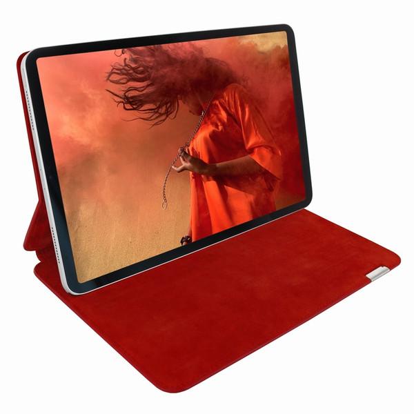 "Piel Frama 819 Red Crocodile FramaSlim Leather Case for Apple iPad Pro 12.9"" (2018)"