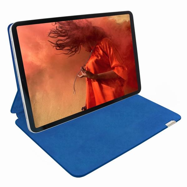 "Piel Frama 819 Blue Crocodile FramaSlim Leather Case for Apple iPad Pro 12.9"" (2018)"