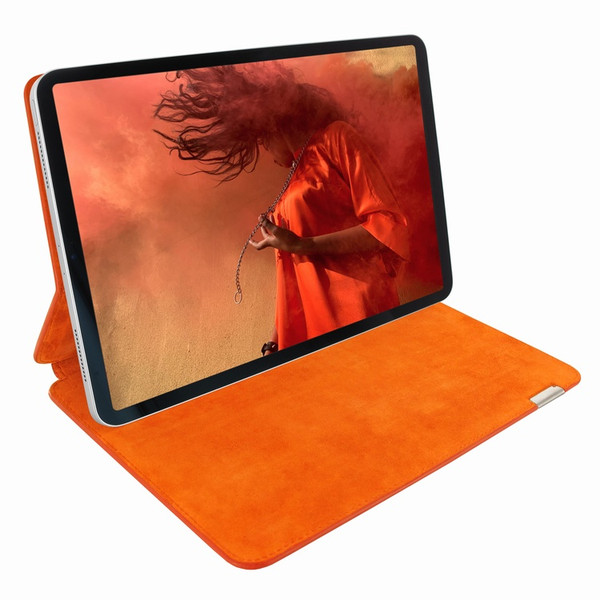 "Piel Frama 819 Orange Crocodile FramaSlim Leather Case for Apple iPad Pro 12.9"" (2018)"