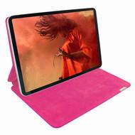 "Piel Frama 819 Pink Crocodile FramaSlim Leather Case for Apple iPad Pro 12.9"" (2018)"