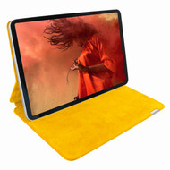 "Piel Frama 818 Yellow Crocodile FramaSlim Leather Case for Apple iPad Pro 11"" (2018)"