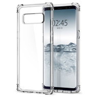 Samsung Galaxy Note 8 Spigen Crystal Shell Case - Clear Crystal