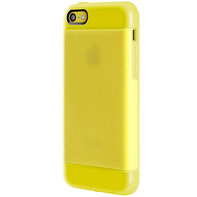 SwitchEasy Yellow TONES Slim Case for Apple iPhone 5C ...